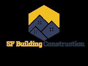 Transparent Logo of SF Building Construction